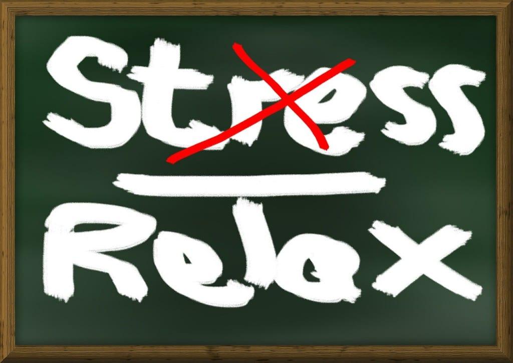 beheers je stress en relax