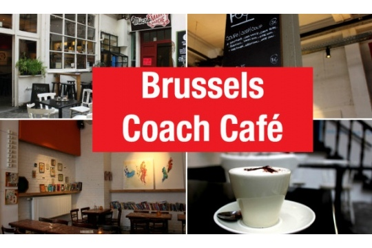 Brussels Coach Café